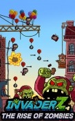 Invader Z: The Rise Of Zombies Android Mobile Phone Game