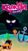 Kraken Escape Android Mobile Phone Game