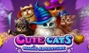 Cute Cats: Magic Adventure Android Mobile Phone Game