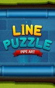 Line Puzzle: Pipe Art Android Mobile Phone Game