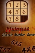 Numpuz: Classic Number Games Android Mobile Phone Game