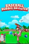 Baseball Bubble Shooter: Hit A Homerun Android Mobile Phone Game