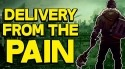 Delivery From The Pain Android Mobile Phone Game