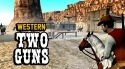 Western Two Guns Android Mobile Phone Game