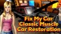 Fix My Car: Classic Muscle Car Restoration Android Mobile Phone Game
