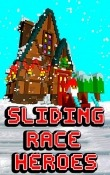 Sliding Race Heroes Android Mobile Phone Game