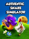 Authentic Snake Simulator Android Mobile Phone Game