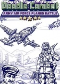 Doodle Combat: Army Air Force Planes Battle Android Mobile Phone Game