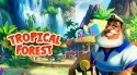 Tropical Forest: Match 3 Story Android Mobile Phone Game