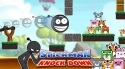 Stickman: Knockdown. Slingshot King Android Mobile Phone Game