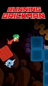 Running Brickman Android Mobile Phone Game