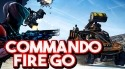 Commando Fire Go: Armed FPS Sniper Shooting Game Android Mobile Phone Game