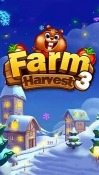 Match 3 Game: Chipmunk Farm Havest Android Mobile Phone Game