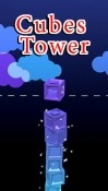Cubes Tower Android Mobile Phone Game