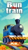 Run The Train Android Mobile Phone Game