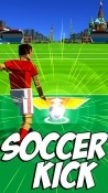 Soccer Kick Android Mobile Phone Game