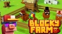 Blocky Farm Android Mobile Phone Game