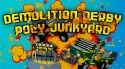 Demolition Derby: Poly Junkyard Android Mobile Phone Game