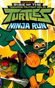 Rise Of The TMNT: Ninja Run Android Mobile Phone Game