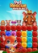 Pet Rescue: Puzzle Saga Android Mobile Phone Game