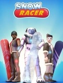 Snow Racer: Mountain Rush Android Mobile Phone Game
