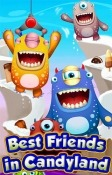 Best Friends In Candyland Android Mobile Phone Game