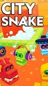 City Snake Android Mobile Phone Game