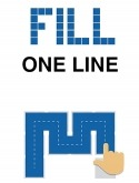 Fill: One-line Puzzle Game Android Mobile Phone Game