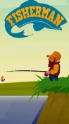 Fisherman Android Mobile Phone Game