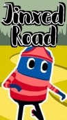 Jinxed Road Android Mobile Phone Game
