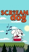 Scream Dog Go Android Mobile Phone Game