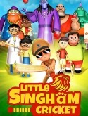 Little Singham Cricket Android Mobile Phone Game