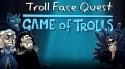 Troll Face Quest: Game Of Trolls Android Mobile Phone Game