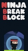 Ninja Break Block Android Mobile Phone Game