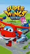 Super Wings: Jett Run Samsung Galaxy Folder Game