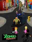 Zombies: Run And Bite Android Mobile Phone Game