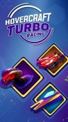 Hovercraft Turbo Racing Android Mobile Phone Game