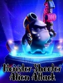 Monster Shooter: Alien Attack Android Mobile Phone Game