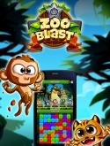 Zoo Blast Android Mobile Phone Game