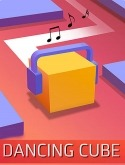 Dancing Cube: Line Jump. Tap Tap Music World Tiles Android Mobile Phone Game