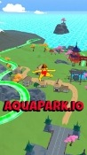 Aquapark.io Honor 8X Game