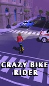 Crazy Bike Rider Android Mobile Phone Game