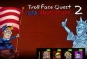 Troll Face Quest: USA Adventure 2 Honor 8X Game