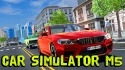 Car Simulator M5 Sharp Aquos C10 Game