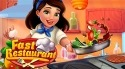Fast Restaurant Android Mobile Phone Game