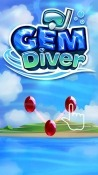Gem Diver Android Mobile Phone Game