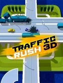 Traffic Rush 3D RED Hydrogen One Game