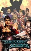 Tekken Arena Panasonic P100 Game