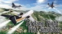 Airplane Flight Pilot Simulator iNew I8000 Game