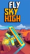 Fly Sky High Android Mobile Phone Game